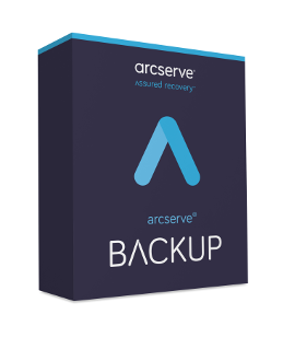 arcserve backup box